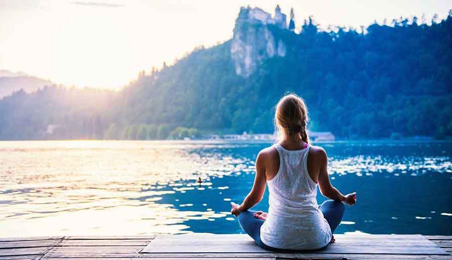 Медитация как метод управления стрессом