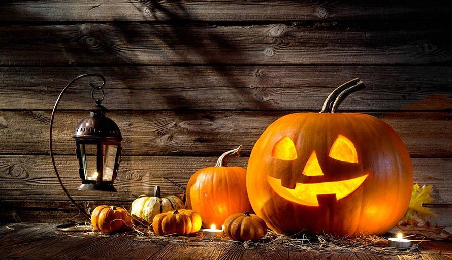 Как провести Хеллоуин в кругу друзей вместе с Симороном