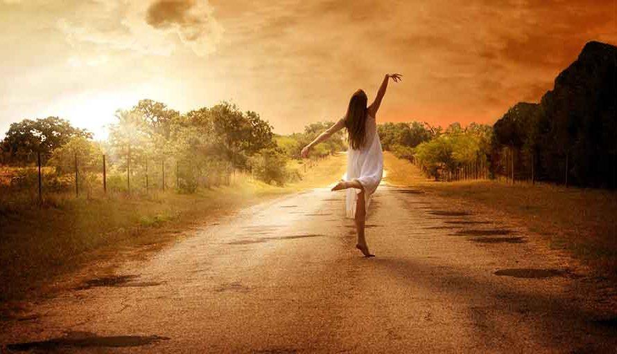Ассоциативный тест «Дорога к любимому»