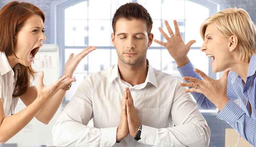 Пройдите тест на стрессоустойчивость!