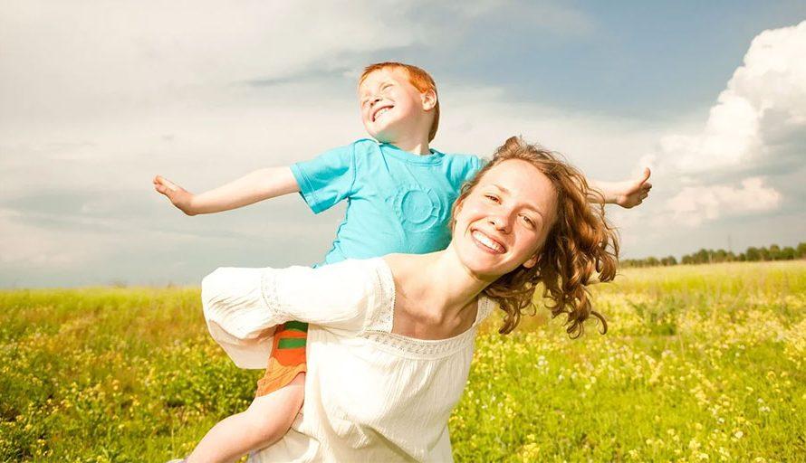 Как воспитать счастливого ребенка — оптимиста?