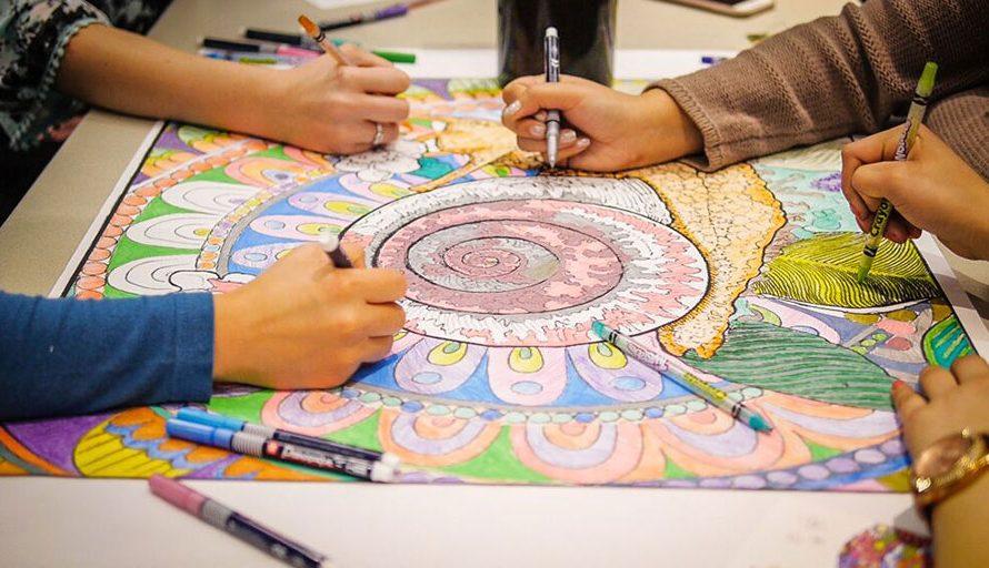 Арт-терапия: методы решения проблем с помощью творчества